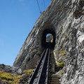 Mt. Pilatus Cog Train Track