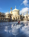 Brighton's Royal Pavilion Ice Rink opens for business again!