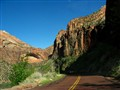 Road trip in Zion