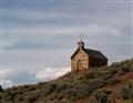 Nevada Ghost Town Church