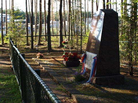 Russian Prisoner of War Cemetery