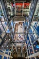 newseum elevator shaft