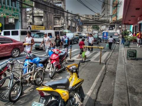 Echague Street, Quiapo