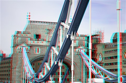 Towerbridge 3D