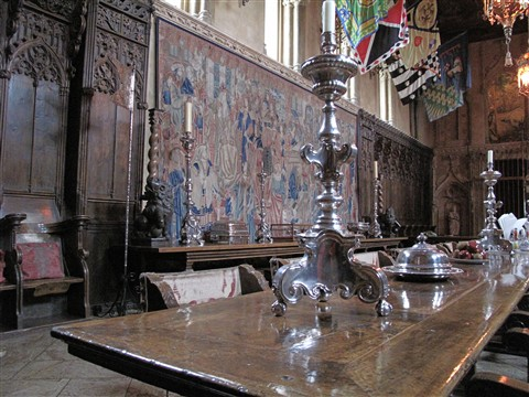 Hearst Castle dining room IMG_0274