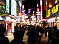 Shibuya backstreet