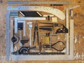 "contents of the ""measurements drawer"" in my workbench"