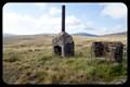 Abandoned prospector's dwelling near Kiandra, N.S.W.