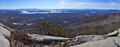 Ossipee range and Lake Winnipesaukee