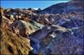 Artist's Palette - Death Valley, California