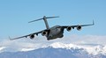 JOHN - AIRFORCE  C-17 on a mission