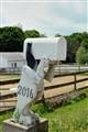 Snoopy Mailbox (The Scream)
