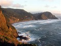View from Cape Meares, Oregon, US