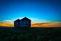 Carrizo Plain Silos Sunset-8839