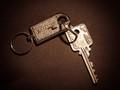 90's key chain