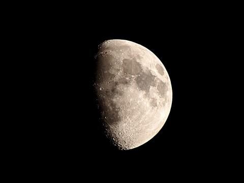 Moon - 17 July 2013