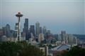 Space Needle, Seattle Washington, USA