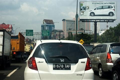 Jakarta, 10.00