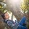tween in a tree