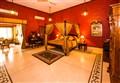 Chambre d'hôtel à Agra, Inde