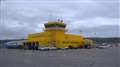 A Yellow Airport