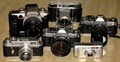 All My Film Cameras