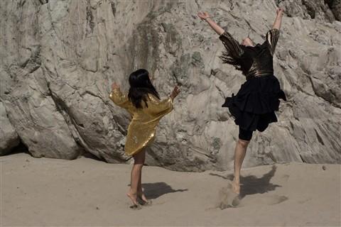 Arcadia Beach Dancers 1