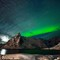 Moonlight-and-aurora-at-Hamnoy