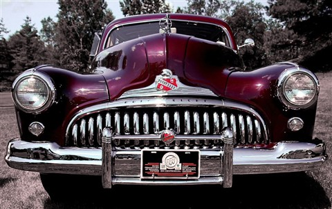 Buick Eight Chrome