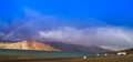 Rainbow over Pangong Tso