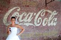 Even Brides Drink Coke