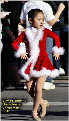 2012 Sparks Hometowne Christmas Parade