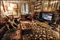Home office/library/gun room/media center/hideout