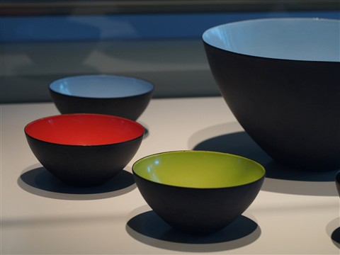 Colours Bowls - Te Papa Museum of NZ