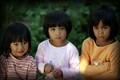 Children of the Sagada Tribe