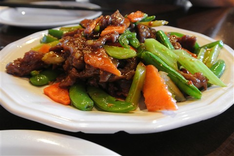 Stir-Fried Beef with XO Sauce