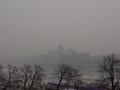 Winter Fog in Budapest 2005