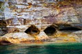 Pictured Rocks Caves
