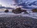 Praia de Illas, Ribadeo