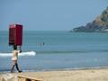 Headfridge on Kudle Beach (Gokarna, India)