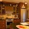Fir kitchen
