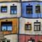 Hundertwasserhaus apartments