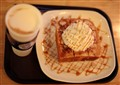 French Toast and Latte