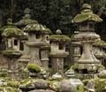 Nara Stone Lanterns