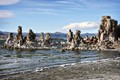 Mono Lake Rock Formations.
