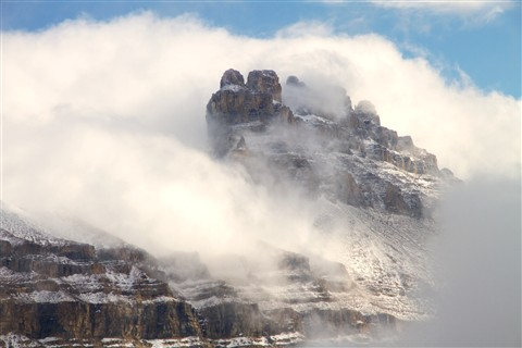 Dolomite Ridge Banff