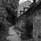 Backstreets of Zagreb ...