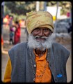 Passing man in Pushkar