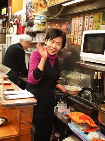 Resturantkeeper-in-Asakusa