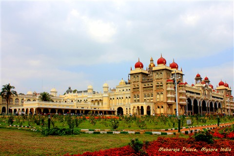 Maharaja Palace, Mysore India